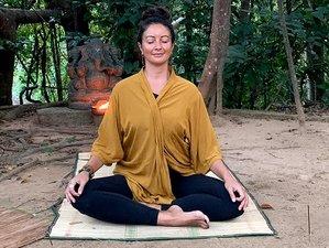 15 Day Soul Wisdom Yoga Retreat with Jules Jenkinson in Galgiriyawa Mountain