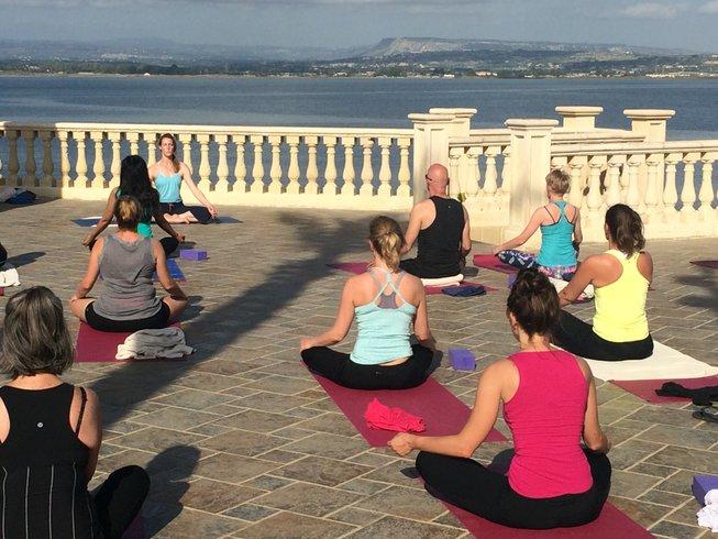 8 Days Luxury Yoga Retreat in Italy