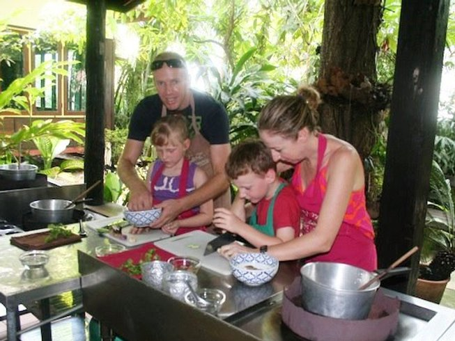 6 Days Thai Cooking Holidays in Chiang Mai