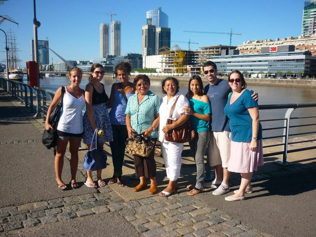 8 Weeks Wine Vacations in Buenos Aires, Argentina