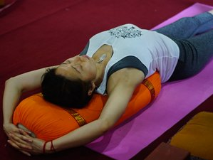 9 Days 100-Hour Yin Yoga Teacher Training in Rishikesh