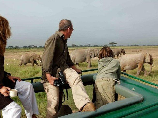 8 Days Enchanting Kenya Safari