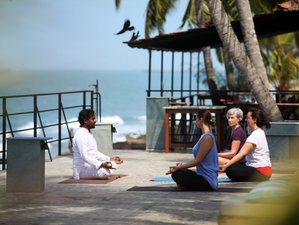 4 Day Relaxing Yoga Holiday by the Arabian Sea in Kerala