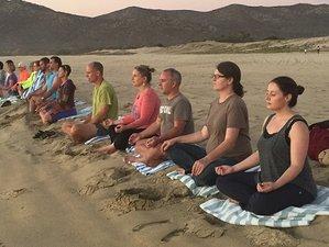 7 jours en retraite de yoga et méditation pour repartir à zéro au nouvel an au Cabo, Mexique