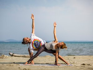 8 Day Elevate Yoga Retreat on the Islands of Cres and Lošinj