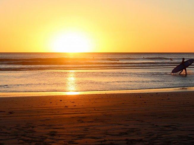 7 Days Beginner Surf Camp in Costa Rica