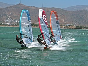 7 Days Windsurfing Surf Camp in Langebaan, South Africa