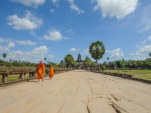 4 Day Angkor Cycling and Food Adventure in Siem Reap