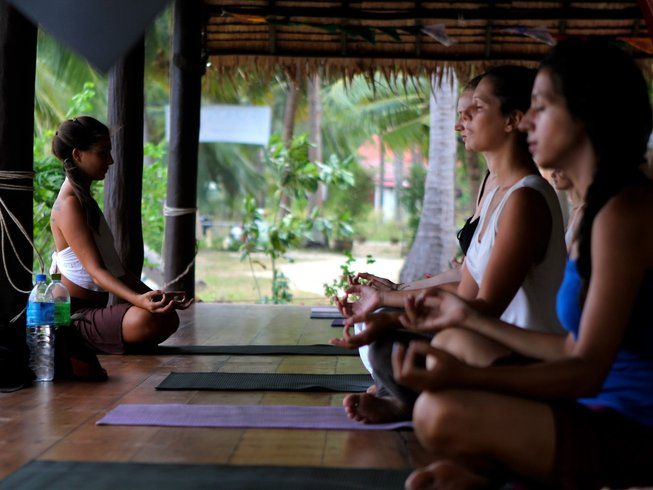 7 Days Healthy Living Yoga Retreat in Koh Phangan, Thailand