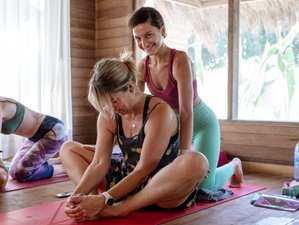 Self-Paced 100-Hour Online Yoga Teacher Training: Anatomy, Philosophy, Restorative and Yin Yoga