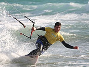 14 Day Non-Beginner Spanish Course and Kitesurfing Camp in Tarifa, Cadiz, Andalusia