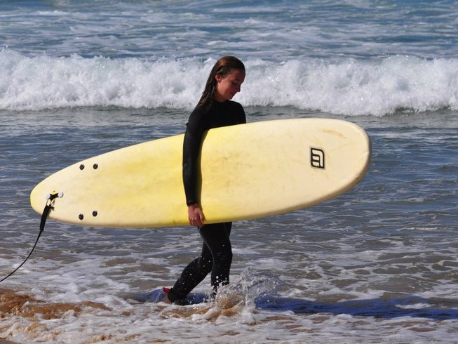 15 Days Surf and Yoga for Girls in Morocco