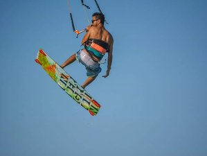 7 Day Yoga, SUP, and Kitesurf Camp in Djerba