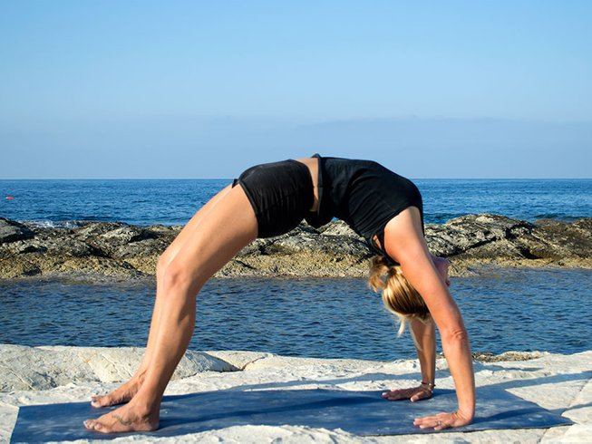 8 Days Yoga Holidays in Cyprus for Singles