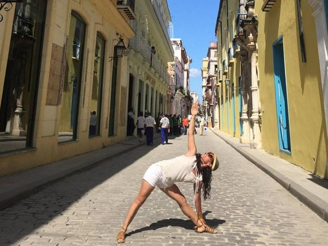 8 Days Havana & Vinales Alive and Real Yoga Retreat Cuba