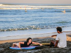 7 Days Memorable Bali Surf Camp