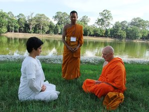 6 Days Meditation Yoga Inner Journey Retreat in Cambodia