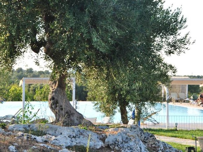 5 Days Luxury Yoga Retreat in Puglia, Italy
