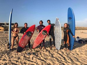 5 Day Surf Camp in Costa Da Caparica, Setubal