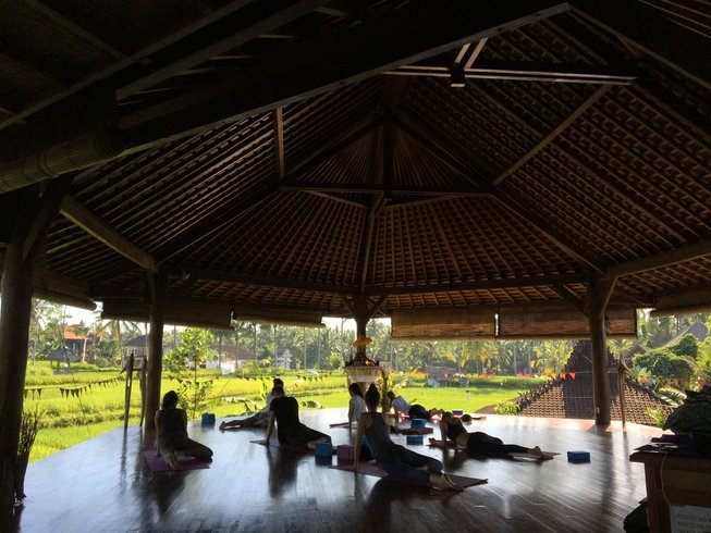 7 días de retiro de yoga y detox total en Bali, Indonesia