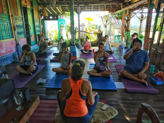 7 Days Emotional Cleansing Wellness Detox Meditation And Yoga