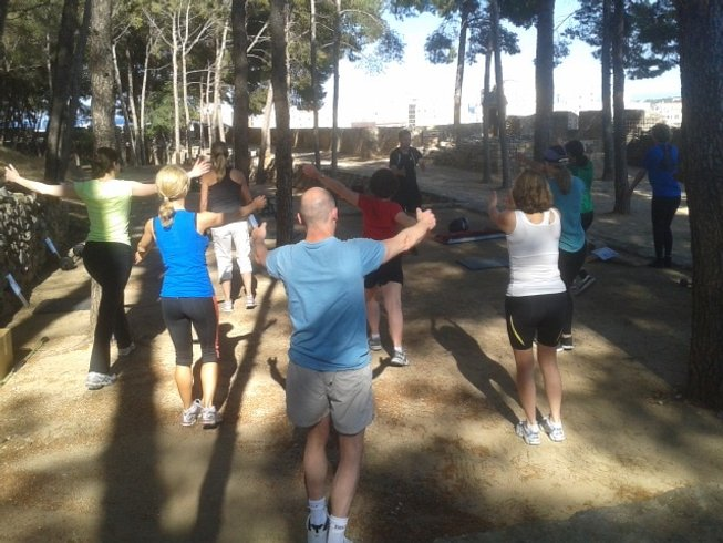 6 Days Fitness and Yoga Retreat in Spain