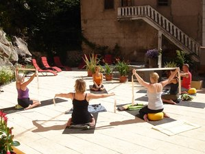 8 Days Detox Yoga Retreat in France
