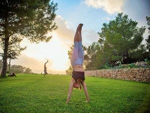 29 Days Vinyasa, Yin, and Vipassana Training in Spain