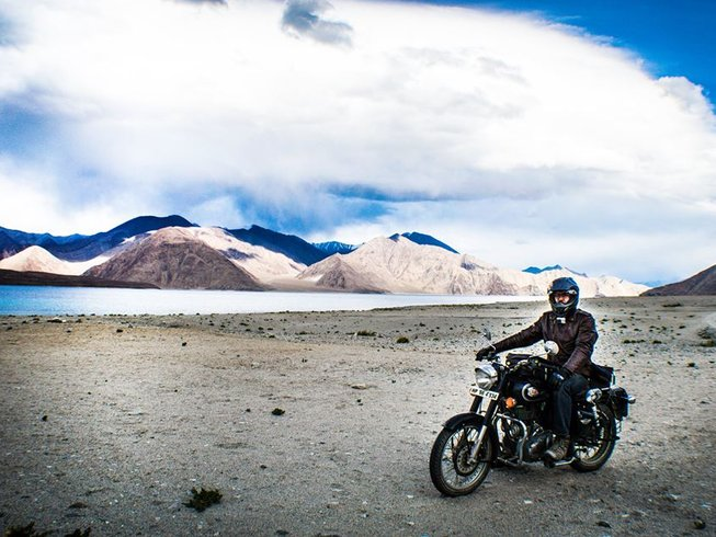 13 Days Royal Enfield Motorcycle Tour India