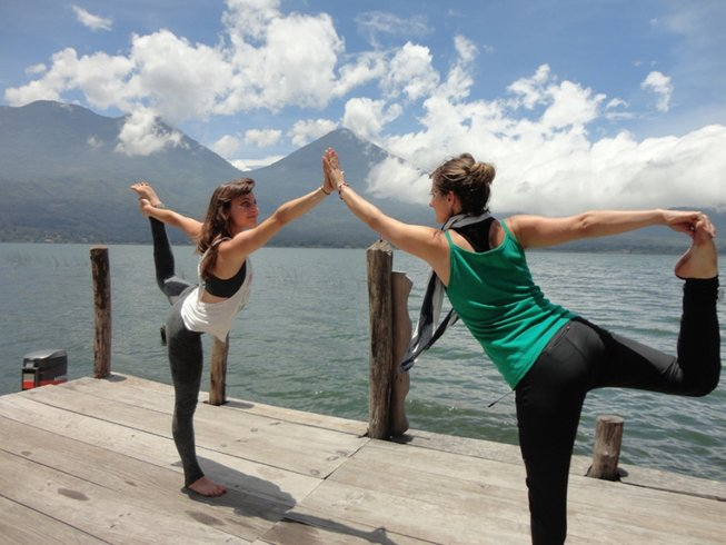 21 Days Yoga Teacher Training in Guatemala