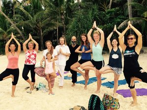 4 Days Healing Yoga Retreat in Boracay, Philippines