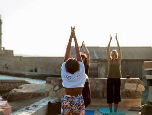 8 Days Dynamic Yoga Retreat in Chania, Greece
