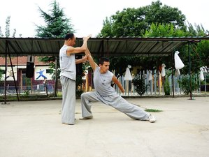 9 Months Train Shaolin Kung Fu, Baji in Shandong, China