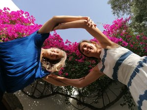 8 Days Empowering Women's Yoga Retreat in Crete, Greece