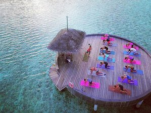 9 Days Meditation and Yoga Retreat in the Maldives
