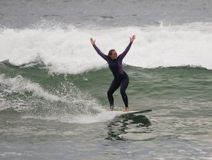 8 Days Surf Camp in Esmoriz, Portugal