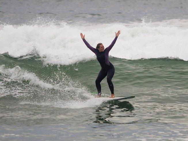 8 Days Surf Camp in Esmoriz, Portugal