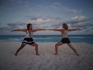 7 Day Yoga Holiday and Tour in Tulum and Bacalar, Quintana Roo