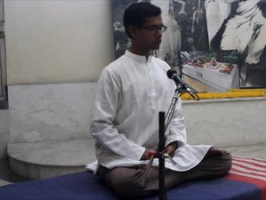 48 jours-500h en fromation de professeur de gyana yoga dans le Tamil Nadu, Inde