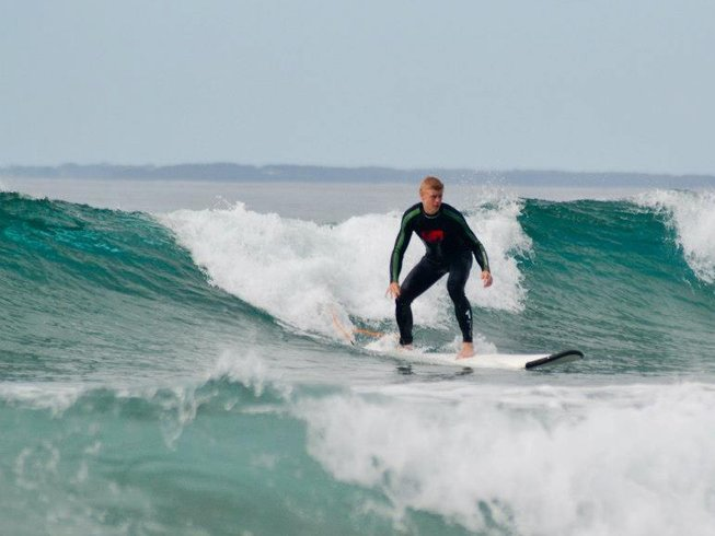 7 Days Surf Adventure at Byron Bay