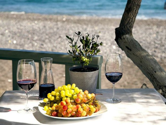 8 Days Greek Island Cooking Holidays in Crete