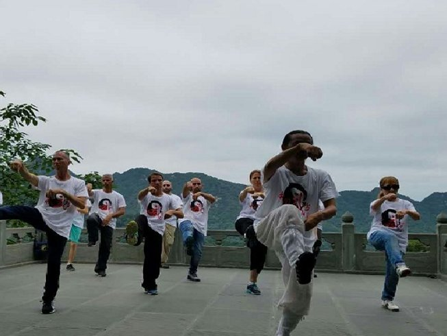 8 Days Meditation, Tai Chi, and China Kung Fu Training in central China's Wudang Mountains