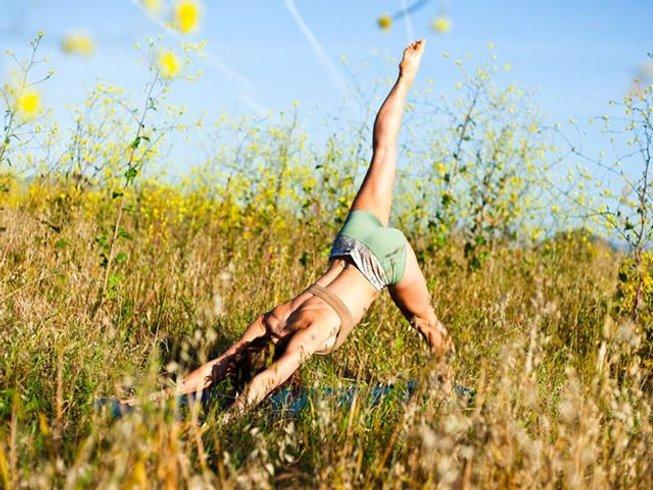 4 Tage Natur, Wandern und Yoga Urlaub in Kalifornien