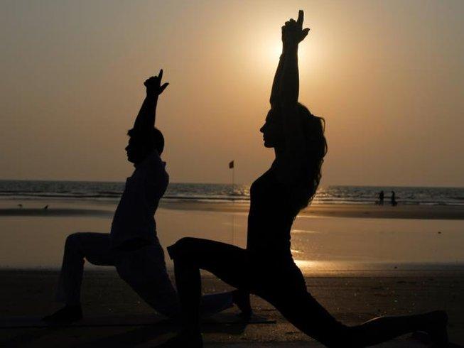 8 jours en retraite de spa et yoga à Goa, Inde