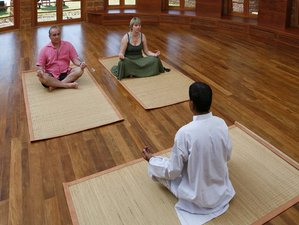 11 Days Shanti and Well-Being Yoga Retreat in Gokarna, India