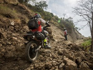11 Day Guided Dragons and Volcanoes Adventure and Dirt Bike Tour in Flores, Indonesia