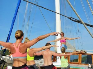 8 Days Sailing and Yoga Retreats in Greece