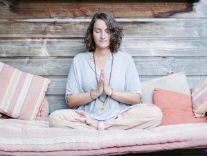 """6 jours en stage de yoga et détente sur le thème """"Libre d'être soi"""" à Les Pauses, Cévennes"""
