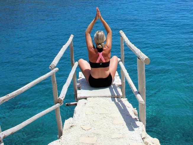 8 Tage Meditation und Zen Yoga Retreat auf Zakynthos, Griechenland