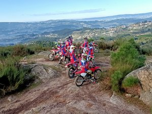 2 Day Off-Road Guided Motorcycle Tour in Marco de Canaveses - Livração